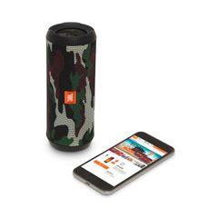 JBL FLIP 3 16 W Portable Bluetooth Speaker  (SQUAD, Stereo Channel)