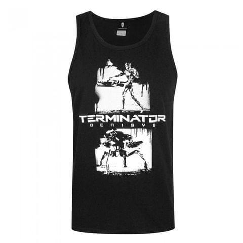 Terminator Mens Genisys Graffiti Vest