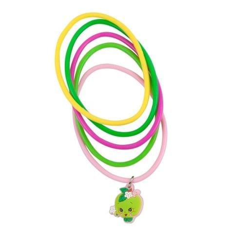 Shopkins Apple Blossom Jelly Bracelets