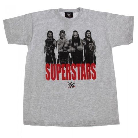 WWE Superstars Childrens Boys Wrestling T-Shirt