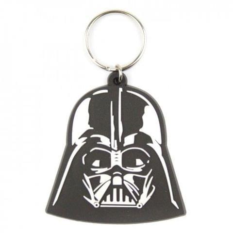 Star Wars Official Rubber Keyring