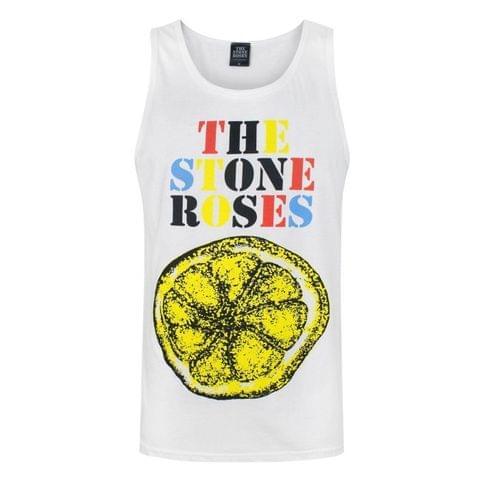 The Stone Roses Official Mens Lemon Vest