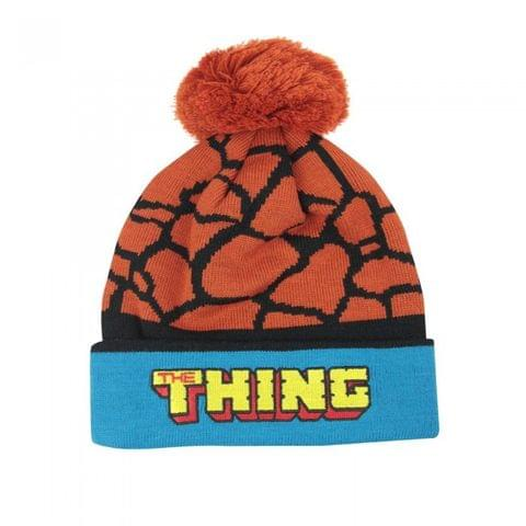 The Thing Official Adults Unisex Retro Original Bobble Hat