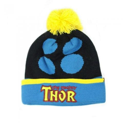 Thor Official Adults Unisex Retro Original Bobble Hat