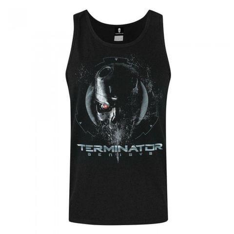 Terminator Mens Genisys Endoskeleton Vest