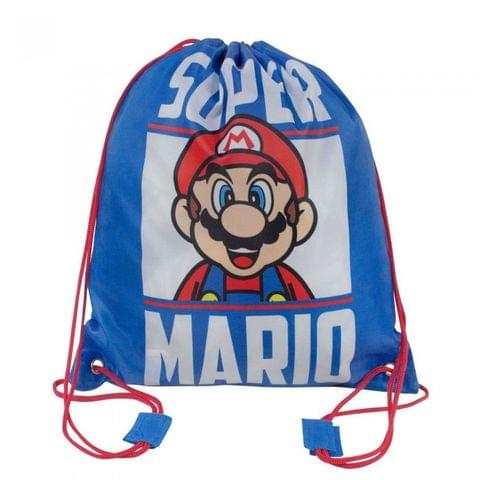 Super Mario Official Childrens/Kids Swim Bag