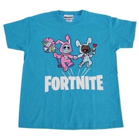 Fortnite Childrens/Kids Bunny Trouble Short Sleeve T-Shirt