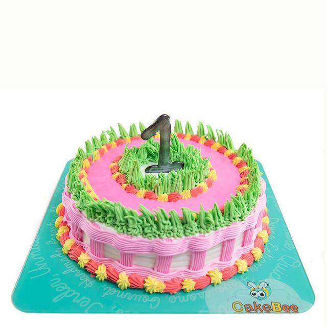 Emperor's Garden Cake