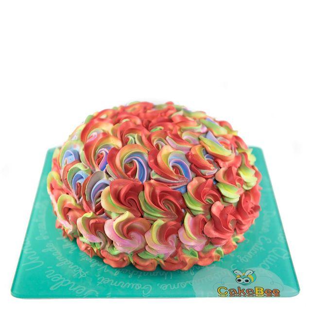 Colourful Gems Cake