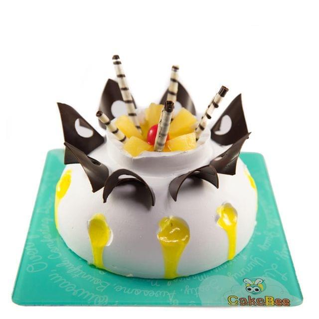 Lush Fruit Cake