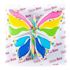 Butterfly Cut Cake