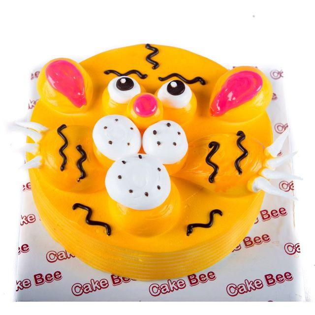 Tiger Cub Cake