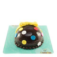 Chocolaty Easter Egg Cake