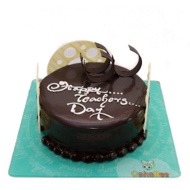 Teacher's Day Cake