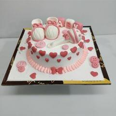 For Her - Baby Shower Cake