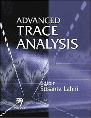 Advanced Trace Analysis   188pp/HB
