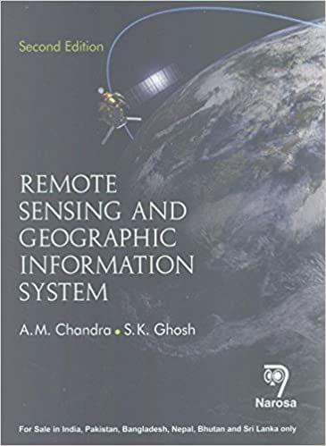 Remote Sensing and Geographical Information System, 2/e