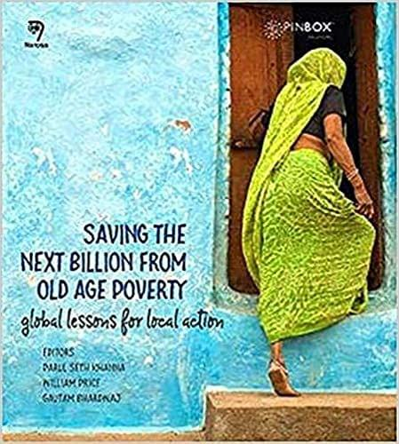 Saving the Next Billion from Old Age Poverty