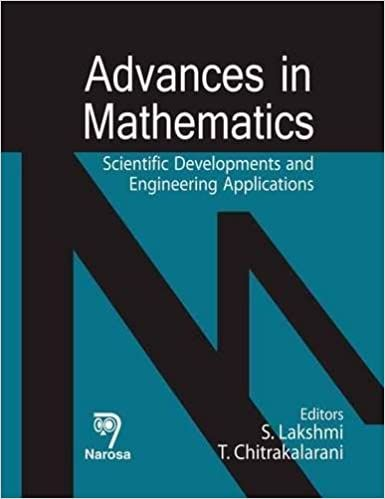 Advances in Mathematics:Scientific Developments and Engineering Applications   570pp/HB