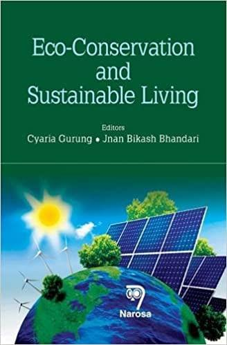 Eco-Conservation and Sustainable Living   246pp/HB
