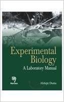 Experimental Biology:A Laboratory Manual   326pp/PB