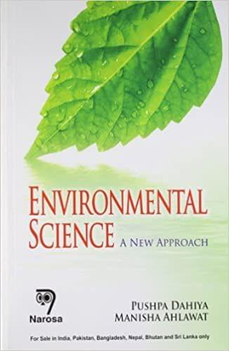 Environmental Science:A New Approach   246pp/PB
