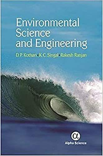 Environmental Sciences and Engineering