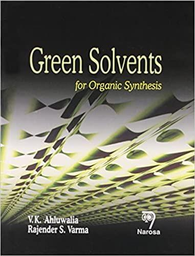 Green Solvents:For Organic Synthesis   346pp/HB