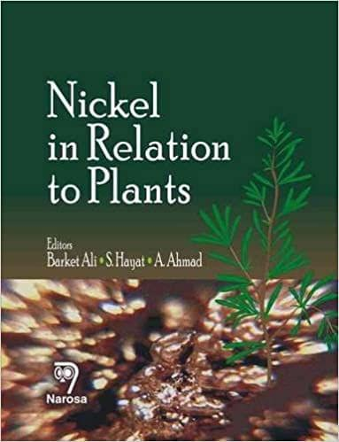 Nickel in Relation to Plants   200pp/HB