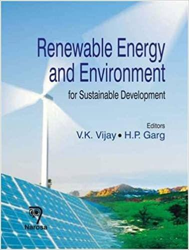 Renewable Energy and Environment:for Sustainable Development   1242pp/HB
