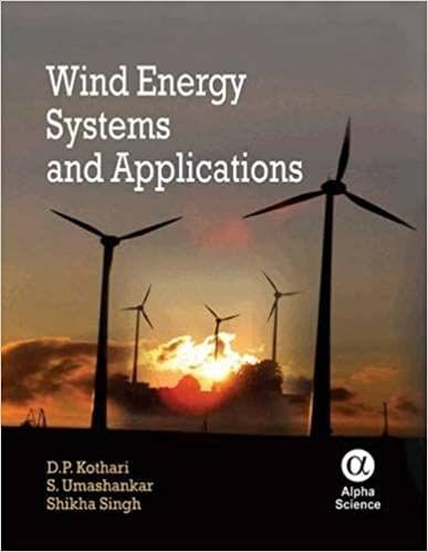 Wind Energy Systems and Applications   300pp/PB