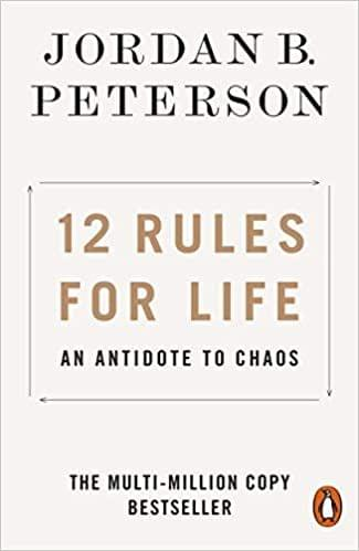 12 Rules For Life (Lead Title)