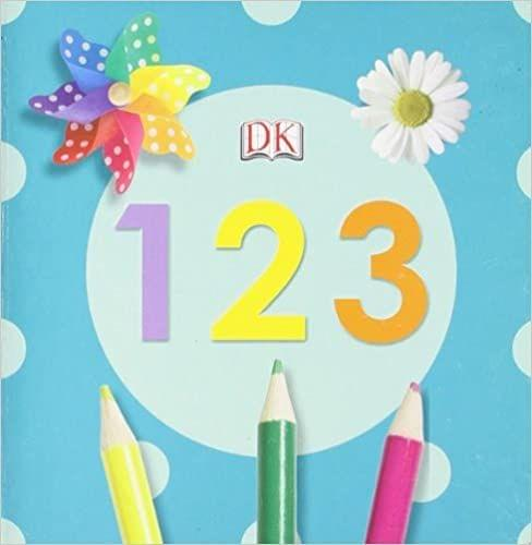 123 Mini Board Book