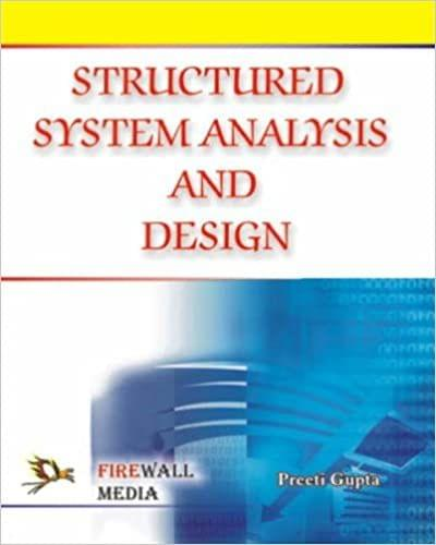Structured System Analysis and Design�