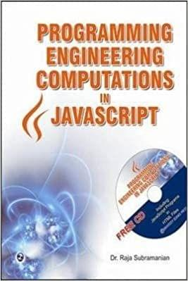 Programming Engineering Computations in Javascript�