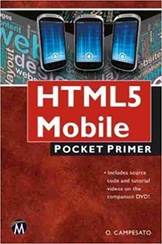 HTML5 MobilePocket Primer