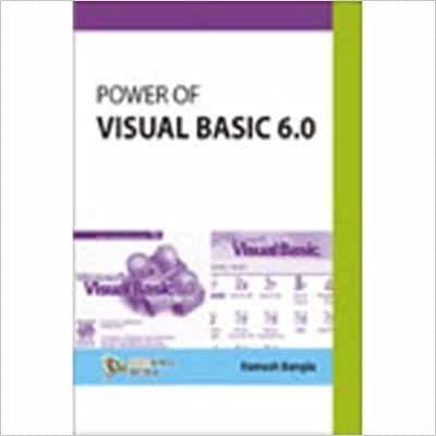 Power of Visual Basic 6.0