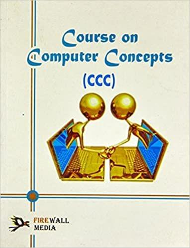 Course on Computer Concepts