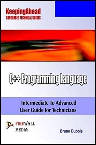Keeping Ahead - C++ Programming Language�
