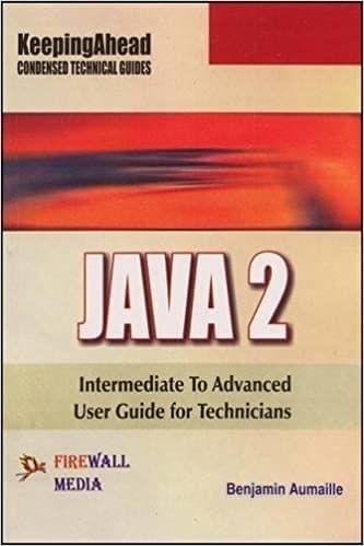 Keeping Ahead Java 2