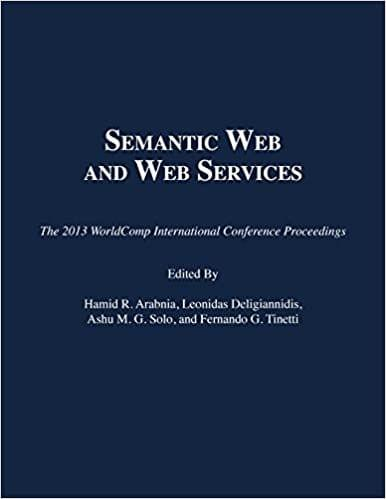 Semantic Web and Web Services 2013