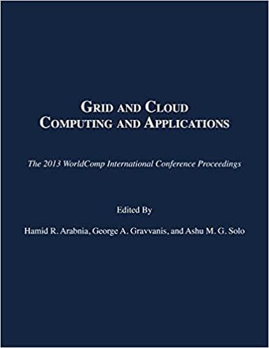 Grid & Cloud Computing and Applications(2014 Conf. Proceedings)