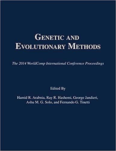 Genetics & Evolutionary Meth.(2014 Conf. Proceedings)