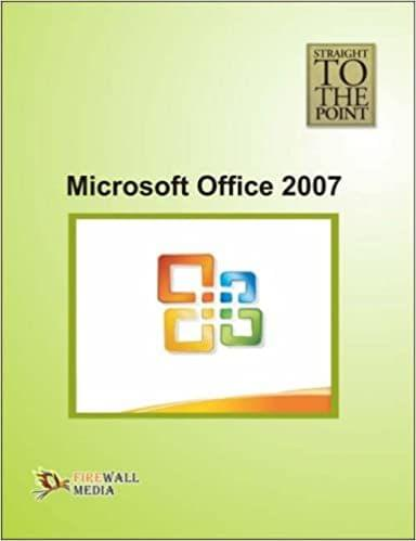 Straight to The Point - Microsoft Office 2007