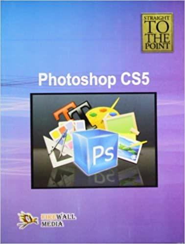 Straight To The Point - Photoshop CS5�