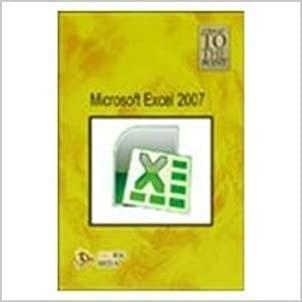 Straight to The Point - Microsoft Excel 2007