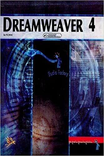 Studio Factory - Dreamweaver 4