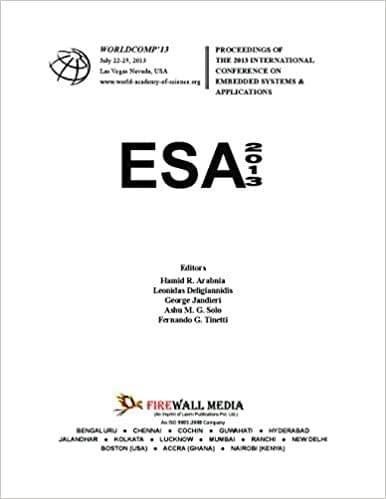 Conference on Embedded Systems and Applications (ESA_2013)