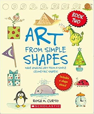 Art From Simple Shapes Book 2