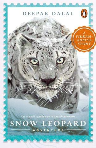 A Vikram�Aditya Story:  Snow Leopard Adventure